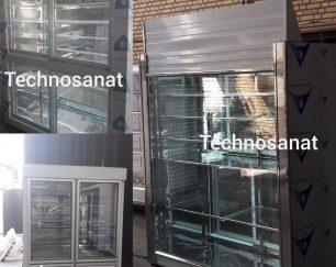 یخچال کبابی در ابعاد مختلف تکنوصنعت