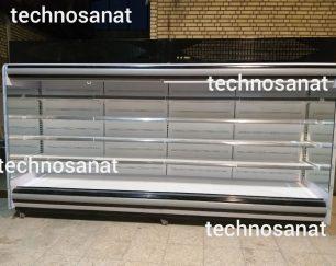 یخچال پرده هوا در ابعاد مختلف تکنوصنعت