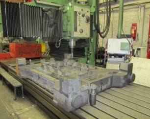 خدمات ماشینکاری CNC، سنگ تخت و اسپارک